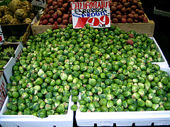 Brussel sprouts - Blog