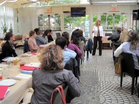 Irene Koehler speaking company workshop